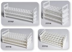 Test Tube Rack, Polypropylene, 3-Tier