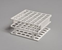 Test Tube Racks, One-Piece, Polypropylene