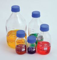 Media / Storage Bottles, Borosilicate Glass