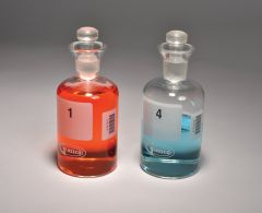 BOD Bottles, Numbered, Borosilicate Glass