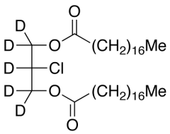 1,3-Distearoyl-2-chloropropanediol-d5