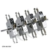 Tube Holder for use with GTR-HD Series 16 Vertical Places for 50mL Tubes