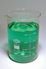 Beakers, Low Form, Borosilicate Glass