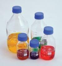 Media / Storage Bottles, Borosilicate Glass